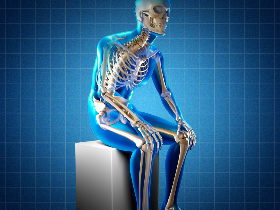 Regardless of how much exercise you do, it's those ing hours of prolonged sitting that are killing you.