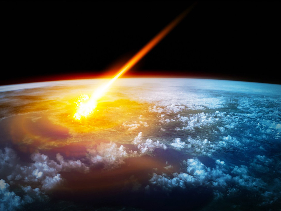 What really happens when rocks from space crash into Earth?