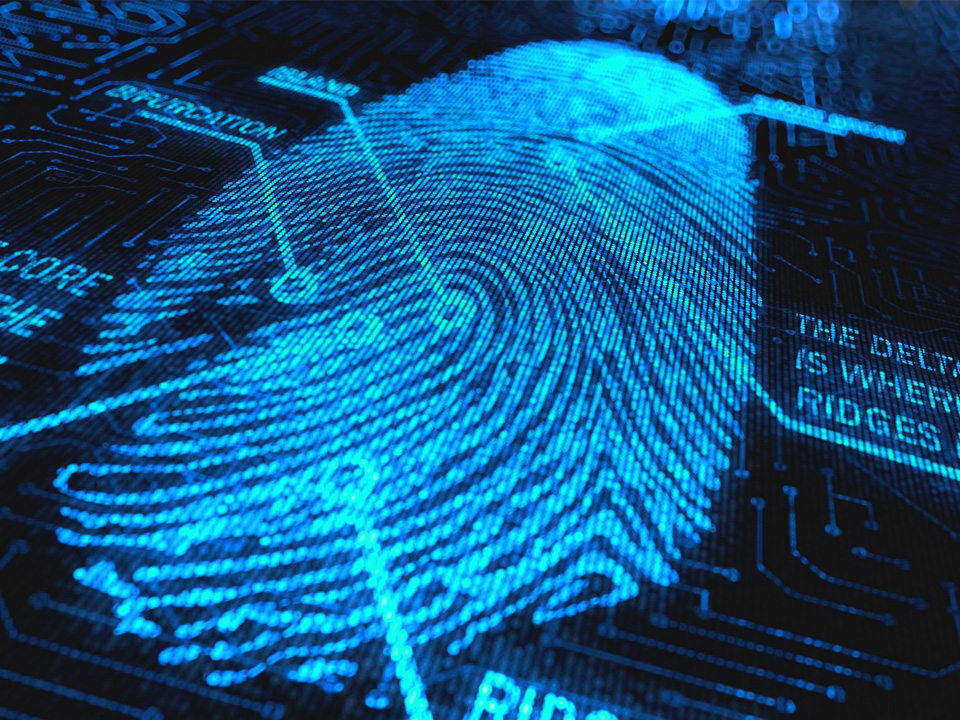 Fingerprints. Source: iStock