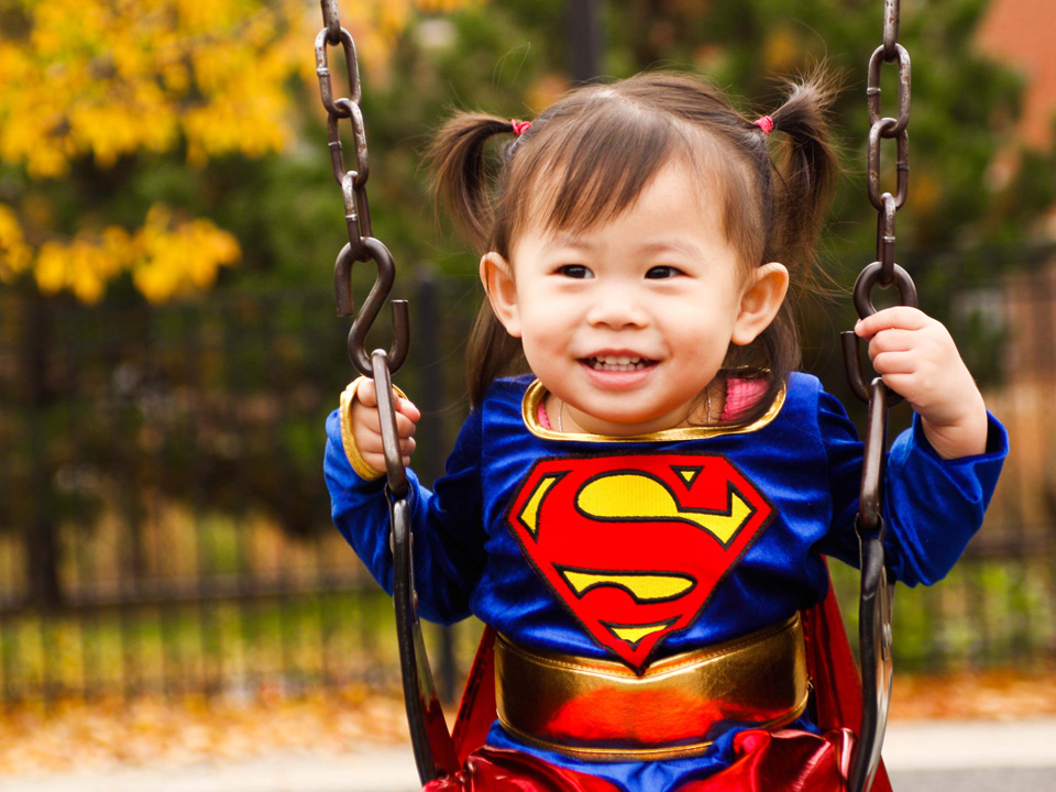 Why do we lose our infant 'superpowers'. Image credit Nick Nguyen via Flickr