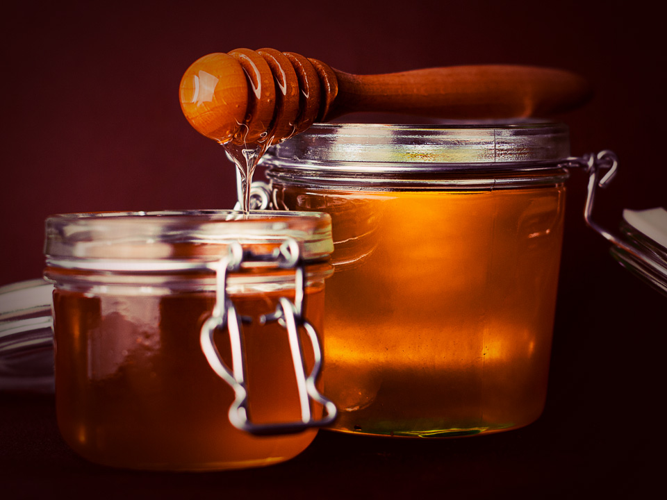 Honey: the original superfood.